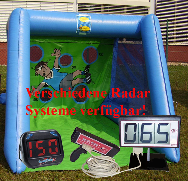 RADAR TORWAND, SPORT RADAR,  Speed Shot