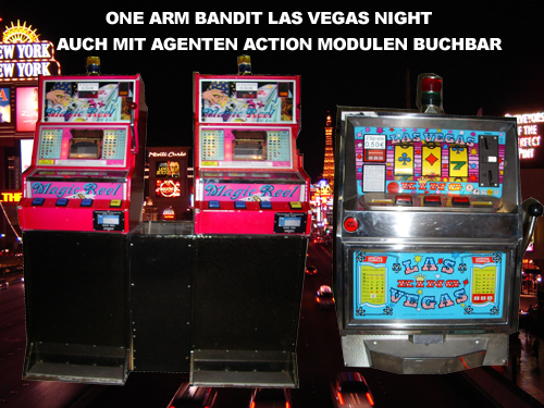 "One Arm Bandit ""Las Vegas Casino Night"""